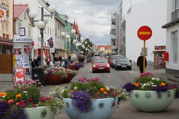 Akureyri-Downtown